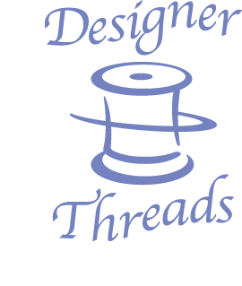 designer threads logo